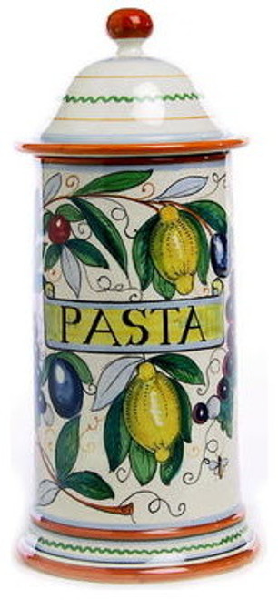 Campestre Pasta Canister