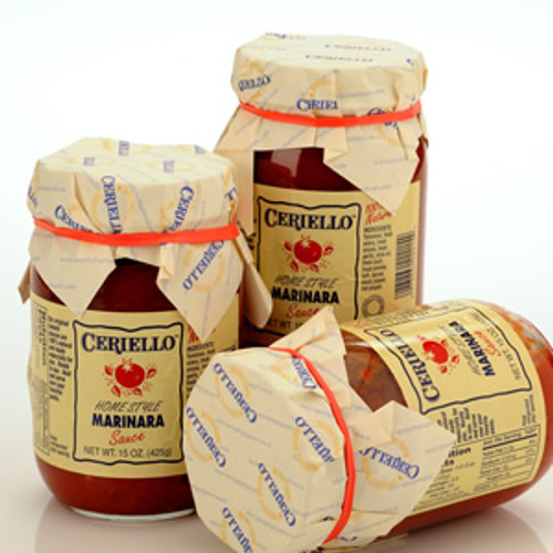 Ceriello Homemade Marinara Sauce, Large 30oz