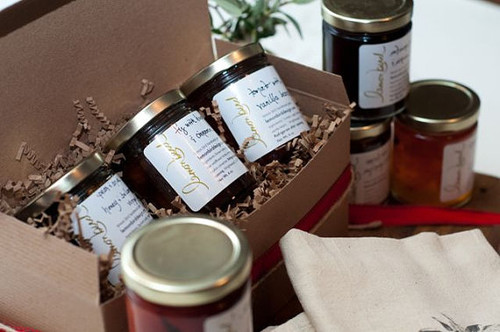 The Breakfast Jams Gift Box