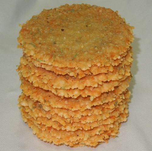 Rosemary Parmesan Crisps - Two Dozen