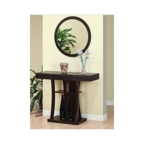 Modern Entryway Hall Wall Table