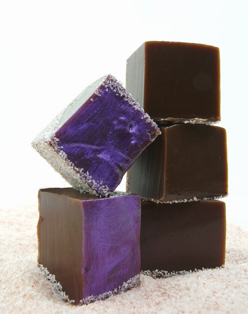Chocolate Caramel with Lavender, Sicilian Orange and Cinnamon Honey