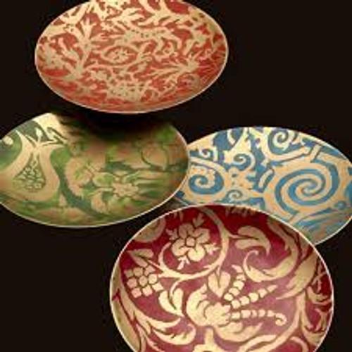 Fortuny Venice Desert Plates - priced per plate