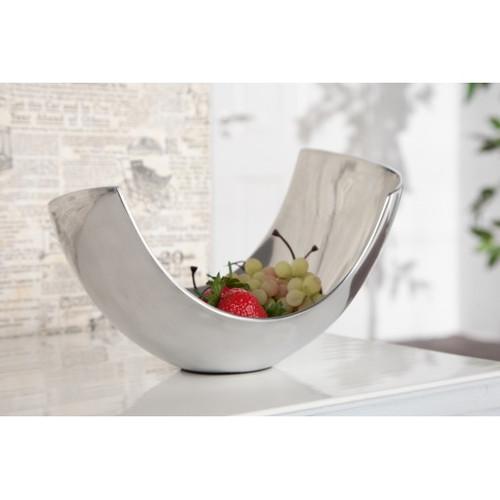 Alum Abstract Bowl
