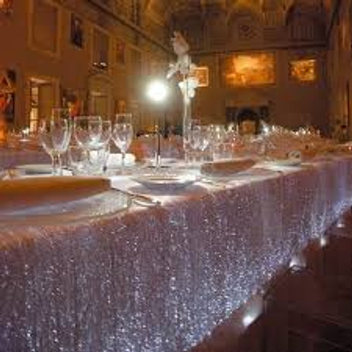 LED Table Covers Custom designs, sizes