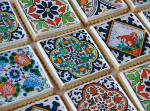 Splendora Design Cookies Gift Box - One Dozen, many designs