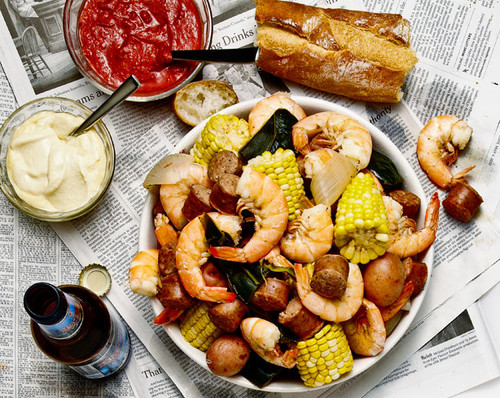 Frogmore Stew - (Free Recipe below)