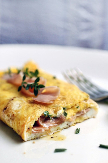 French Omelette - (Free Recipe below)