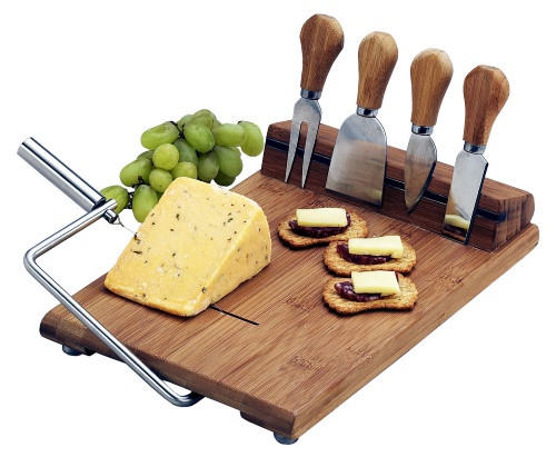 The Perfect Cheese Serving Set