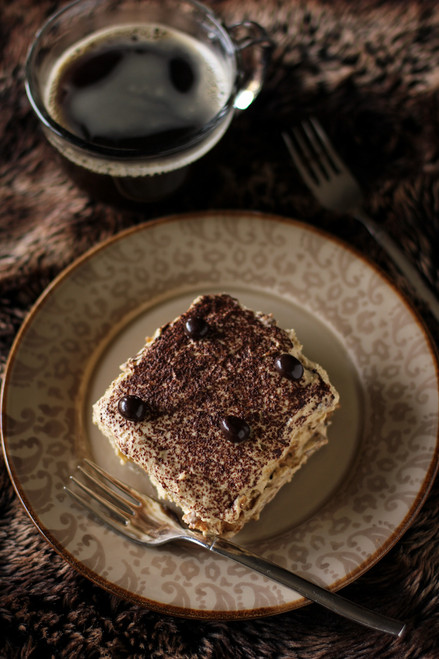 Bailey's Hazelnut Chocolate Tiramisu - (Free Recipe below)