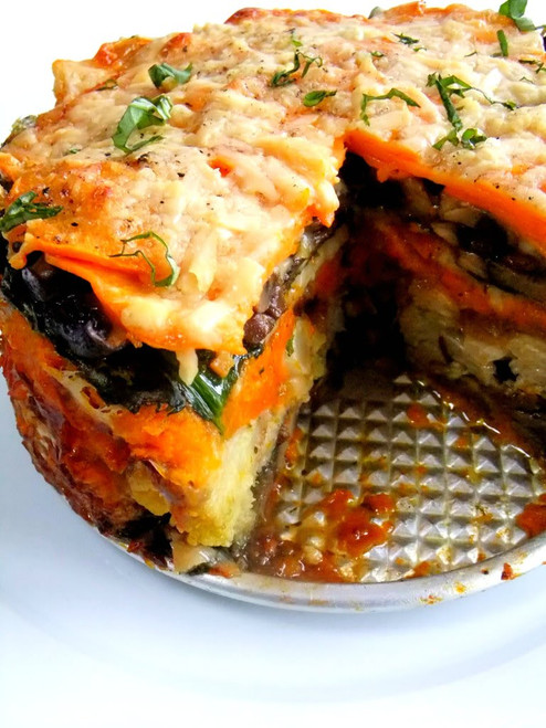 Winter Vegetable Torte - (Free Recipe below)