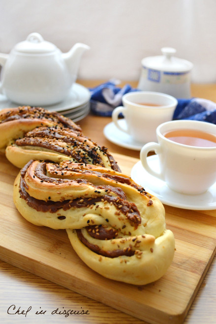 Braided Date Bread - (Free Recipe below)