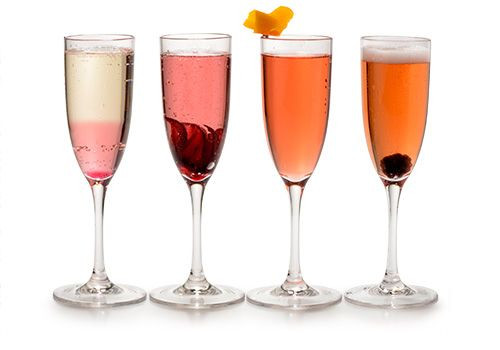 10 Prosecco Cocktail Ideas w/ recipes below