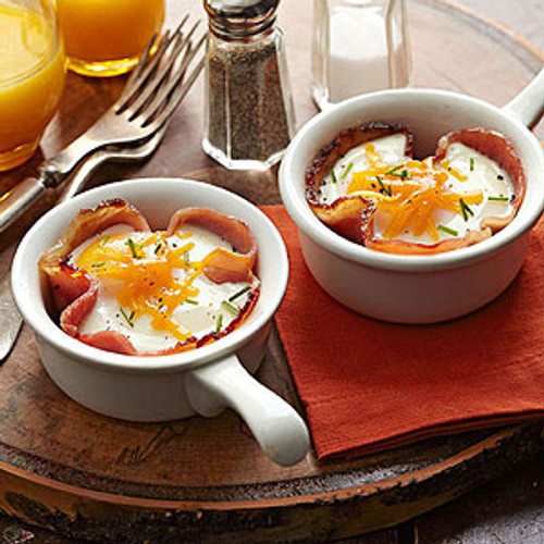 Ham, Egg & Cheese Cups - (Free Recipe below)
