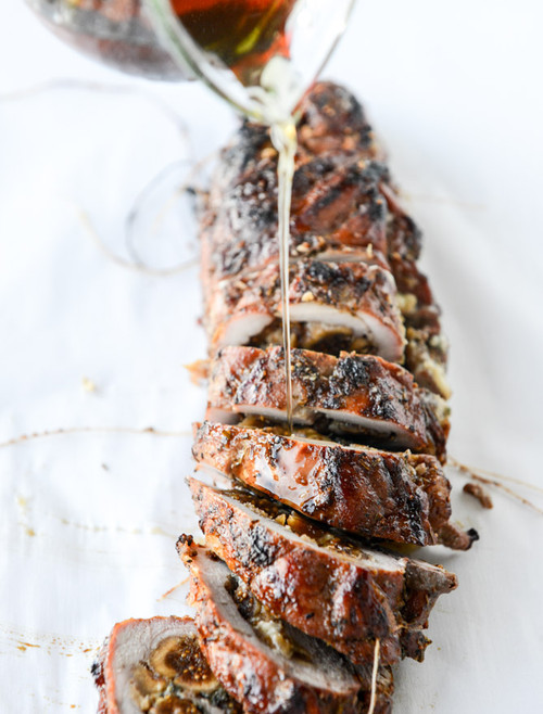 Brown Sugar Roasted Pork Tenderloin - (Free Recipe below)