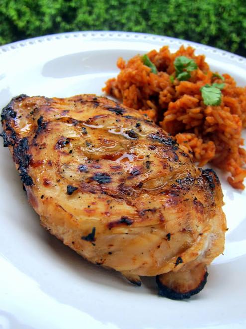 Spicy Margarita Chicken - (Free Recipe below)