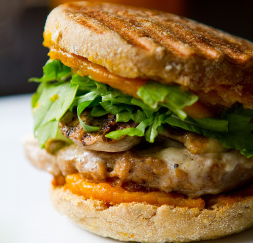 Pumpkin Breakfast Sandwich - (Free Recipe below)