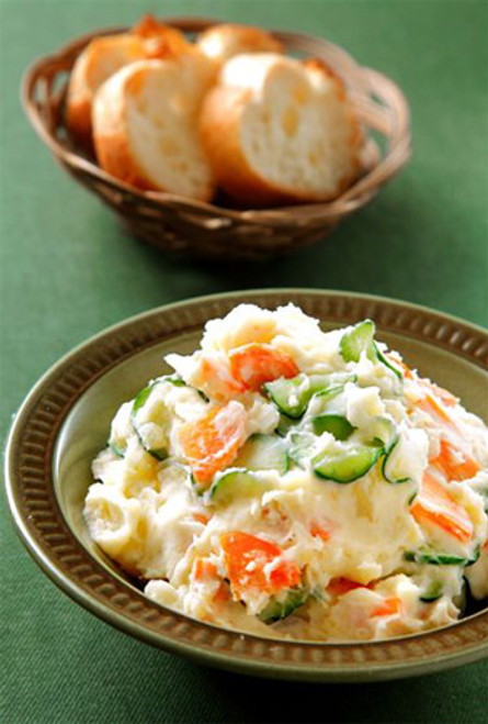 Japanese Potato Salad - (Free Recipe below)