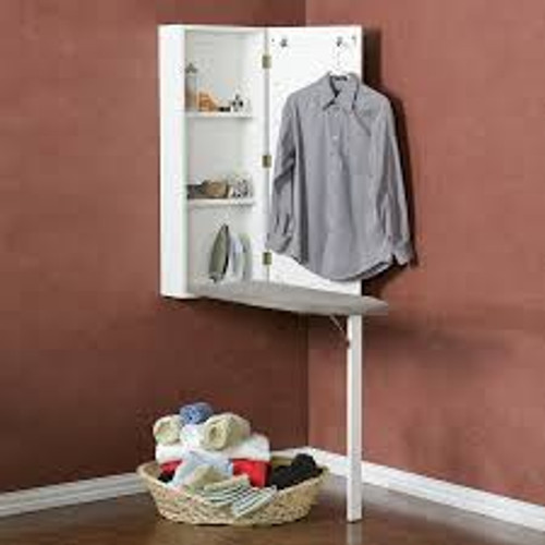 Clara Wall Mount Ironing Center