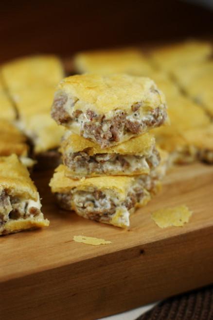 Crescent Sausage Bites - (Free Recipe below)