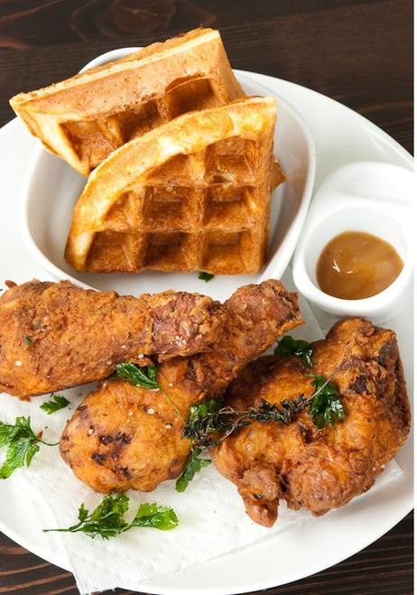 Best Buttermilk Fried Chicken - (Free Recipe below)