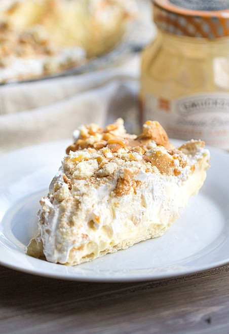 Banana Pudding Pie w/ recipe below