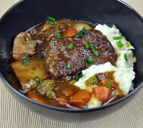 Beef Short Rib Stew - (Free Recipe below)