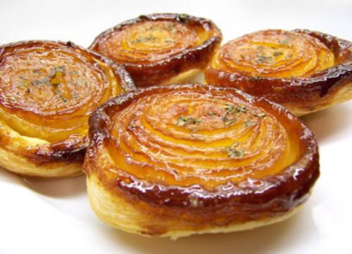 Onion Tatin - (Free Recipe below)