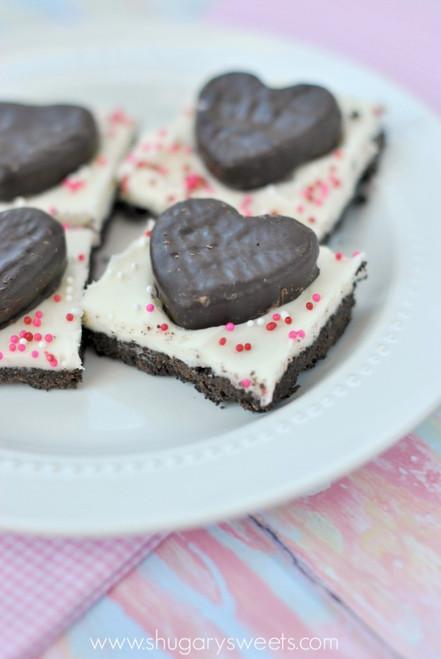 Chocolate Peppermint Bars - (Free Recipe below)