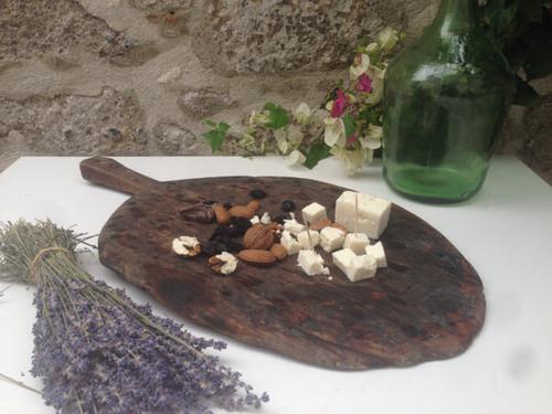 Old World Wooden Serving Platter
