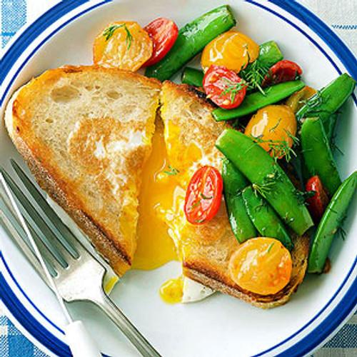Eggs in a Basket - (Free Recipe below)