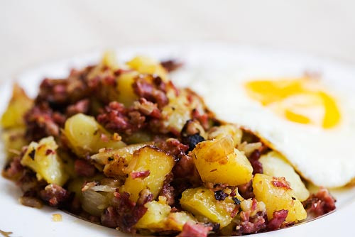 Corned Beef Hash - (Free Recipe below)