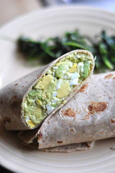 Avocado Egg Salad - (Free Recipe below)