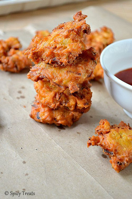 Mashed Potato Fritters - (Free Recipe below)