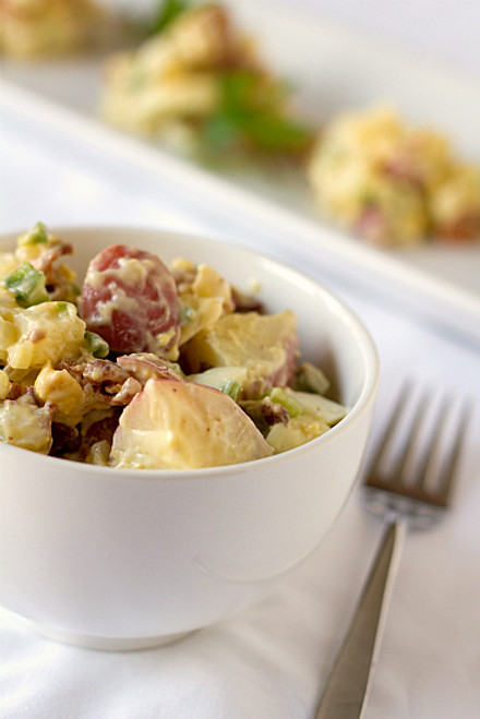 Best Ever Potato Salad - (Free Recipe below)