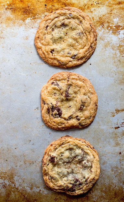 The Best Gluten Free Chewy Chocolate Chip Cookies - One Dozen w/ recipe below