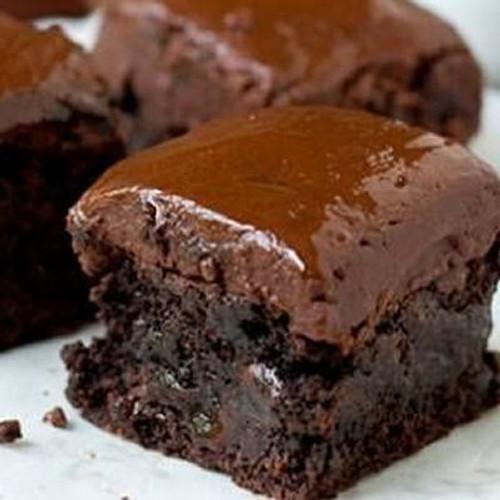 The Ultimate Ganache Brownie - (Free Recipe below)