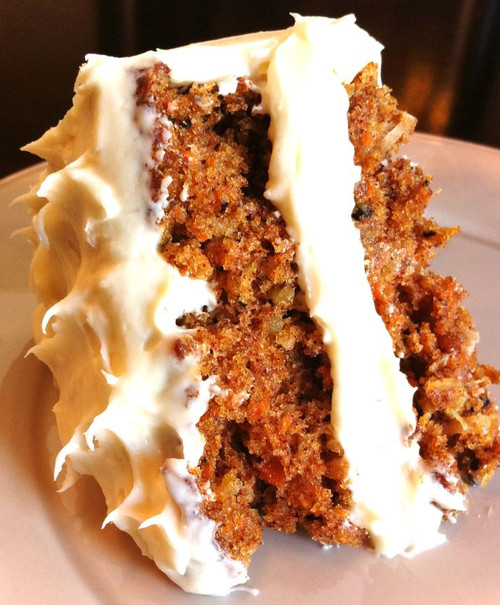 The Best Carrot Cake - (Free Recipe below)