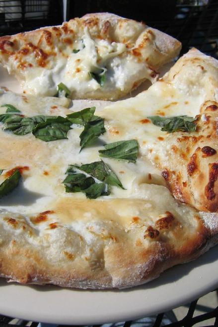 Pizza Blanca / White Pizza - (Free Recipe below)