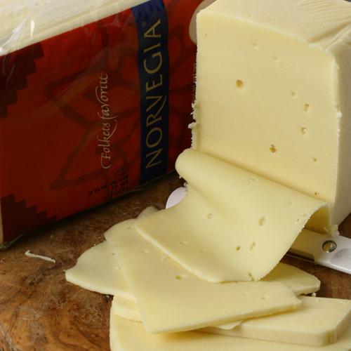 Norvegia, a golden Gouda-style Cheese - 1 lb.