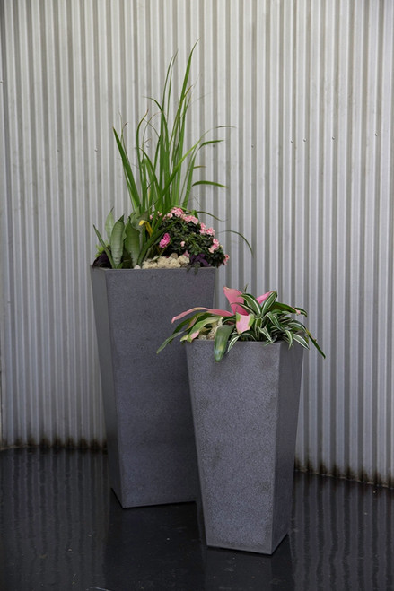 "Tower Planter - 17.5"" x 38.5"""