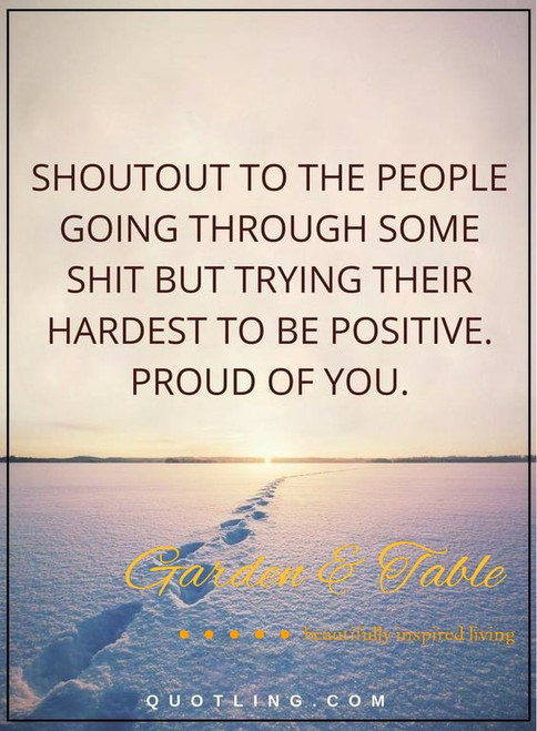 Shoutout to the people going through some.... #Quotes
