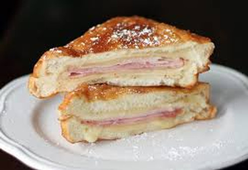 MONTE CRISTO SANDWICHES - 56 pieces per tray