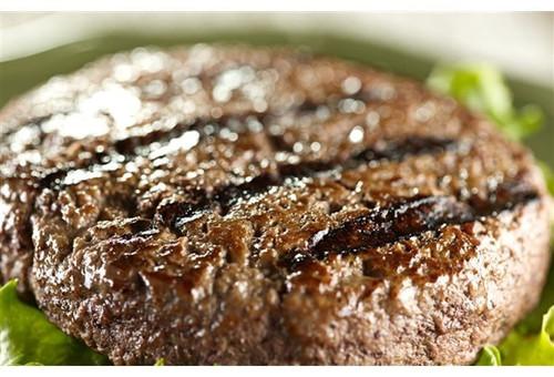 90% Lean Beef Burgers - 8 x 4 oz. each