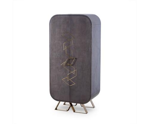 Sting Bar Cabinet - Warm Taupe or Tabu