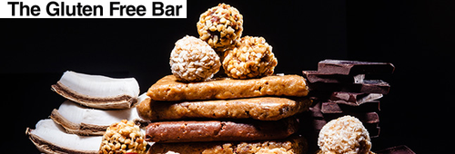 The Gluten Free Bar  - 2 BITES BAGS SAMPLE PACK