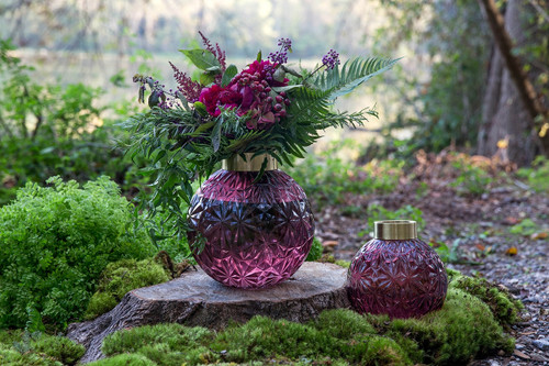 "Elaine Vase - 8"" - 2 sizes available"