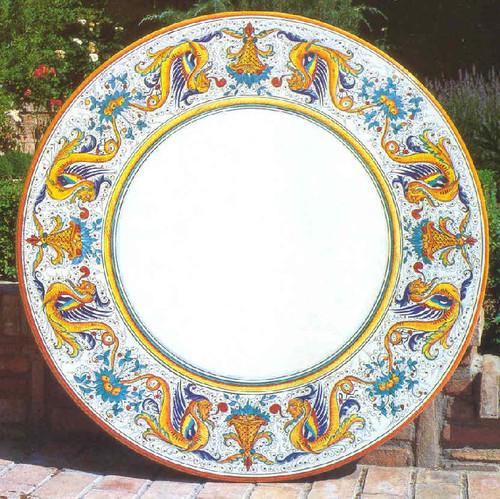 Raffaello su Fascia Round Table Design - many sizes, shapes available