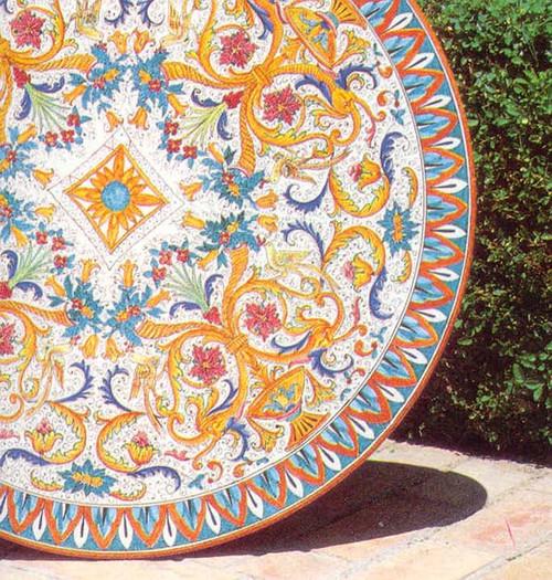 Venezia Round Table Design - many sizes, shapes available
