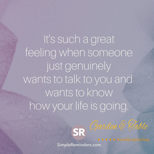 Such a great feeling when someone just  .... #Quotes